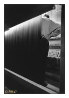Métier à tisser, International Kendix Textiles, Waalre, Nederland, 2001 - argentique