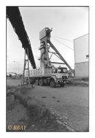 Miniera Nuraxi Figus, Carbosulcis, Carbonia, Sardegna, Italia, 1997 - argentique